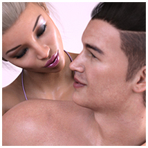 Z Passions - Couple Poses for Genesis 3 and 8 image 4