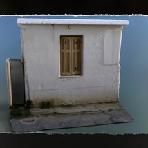3D Stages: Mediterranean House Front image 4