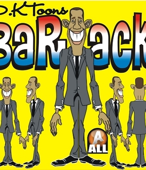 BARACK Legacy Discounted Content DKToons