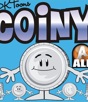 COINY Legacy Discounted Content DKToons
