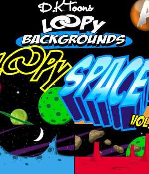 LOOPY SPACE Legacy Discounted Content DKToons