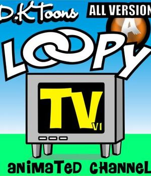 LOOPY TV Legacy Discounted Content DKToons