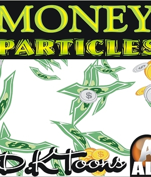 MONEY PARTICLES Legacy Discounted Content DKToons