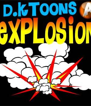 TOON EXPLOSION Legacy Discounted Content DKToons