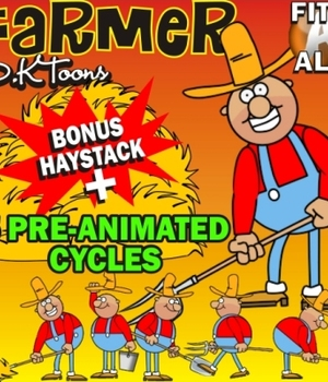 FARMER Legacy Discounted Content DKToons