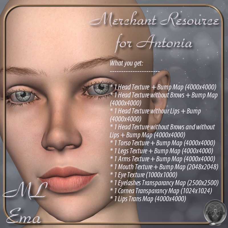 ML Ema Skinresource by Mirella