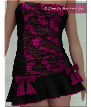 ML_Mix for Sweetheart Dress Legacy Discounted Content Mirella