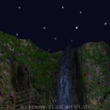 3D Elements - Stars and Splats for Poser and Daz Studio image 3