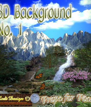 3D Background 1 Legacy Discounted Content Rodi_Design