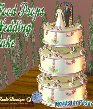 Wedding Cake Legacy Discounted Content Rodi_Design
