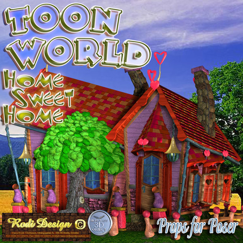 Toon World, Home Sweet Home
