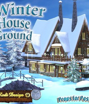 Winter House 2 Ground Legacy Discounted Content Rodi_Design