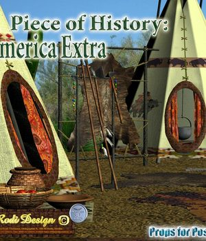 A Piece of History, America Extra Legacy Discounted Content Rodi_Design