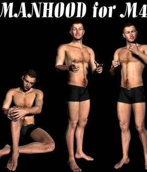 Manhood for Michael 4 Legacy Discounted Content Tempesta3d