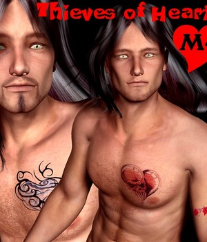 Thieves of Hearts For M4 Legacy Discounted Content Tempesta3d