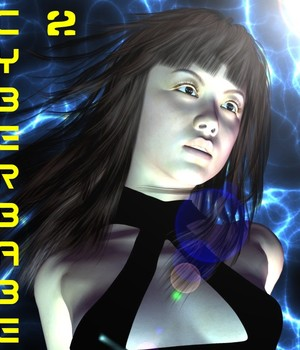 Cyberbabe 2 for Miki 2.0 Legacy Discounted Content Tempesta3d