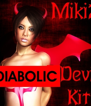 Miki2 Devil Kit Legacy Discounted Content Tempesta3d