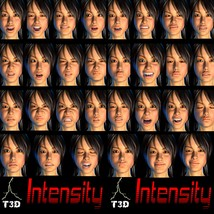 Intensity for Miki2 image 1