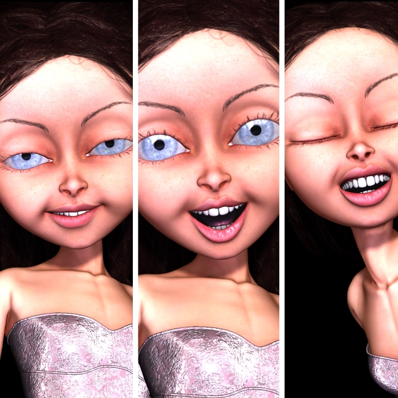 Happiness for Mavka by Tempesta3d