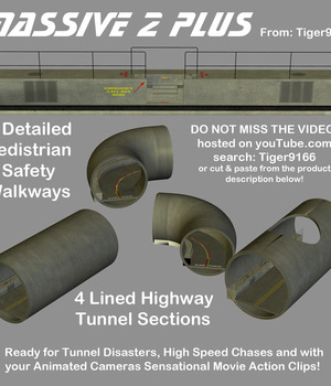 AtoZ MASSIVE 2 PLUS - Highway Tunnel Legacy Discounted Content AtoZ