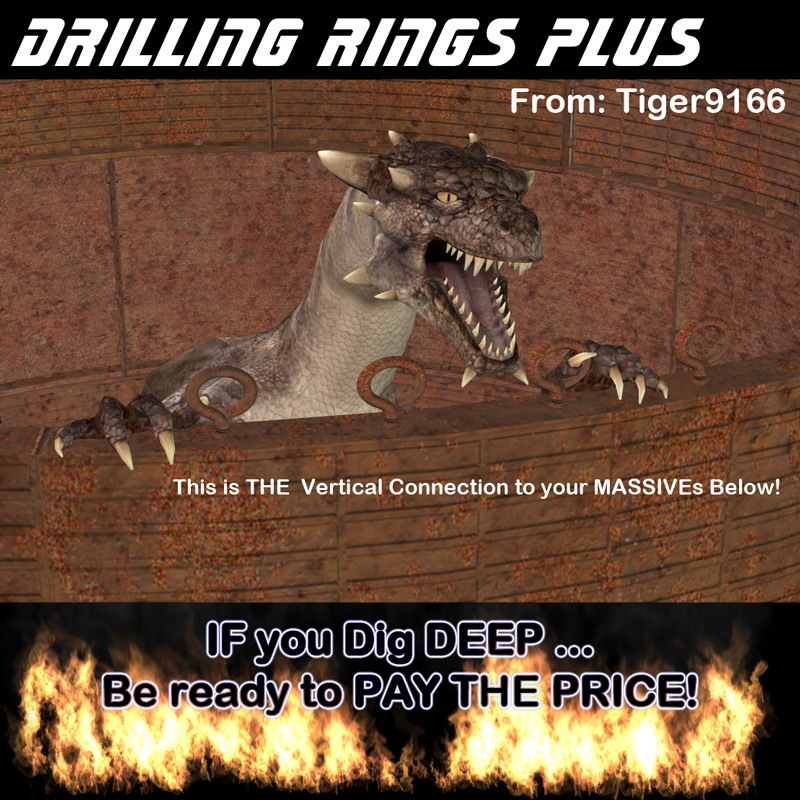 AtoZ Drilling Rings Plus - The DIG