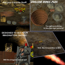AtoZ Drilling Rings Plus - The DIG image 1
