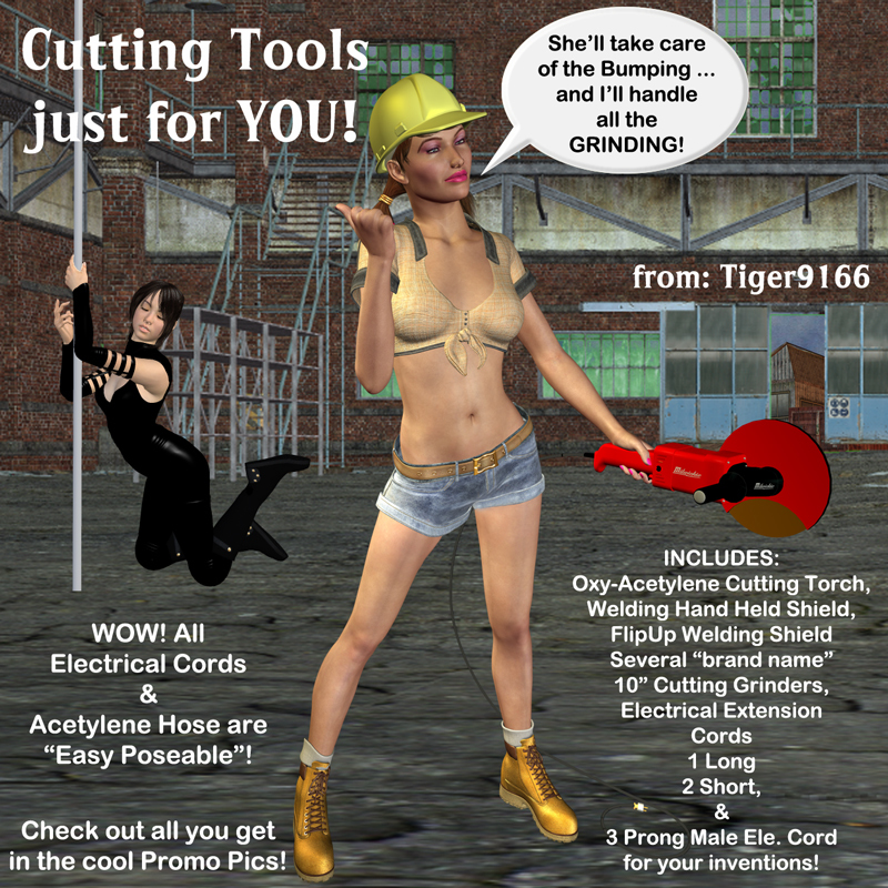 AtoZ Cutting Tools for YOU! (CT4U)