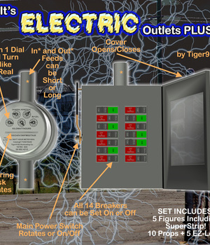 AtoZ Electric Outlets PLUS v1 Legacy Discounted Content AtoZ