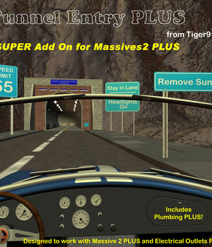 AtoZ Tunnel Entry PLUS version2 Legacy Discounted Content AtoZ