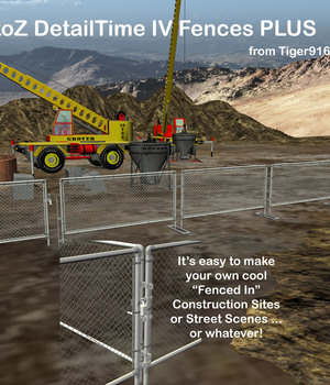 AtoZ DetailTime IV Fences PLUS v1 Legacy Discounted Content AtoZ