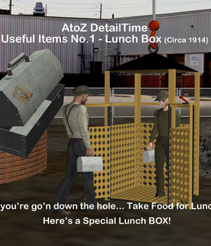 AtoZ DetailTime Useful Items I Lunch Box v1 Legacy Discounted Content AtoZ