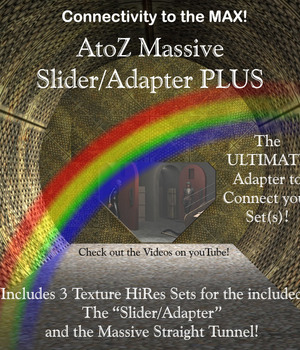 AtoZ Massive Slider/Adapter PLUS v1 Legacy Discounted Content AtoZ