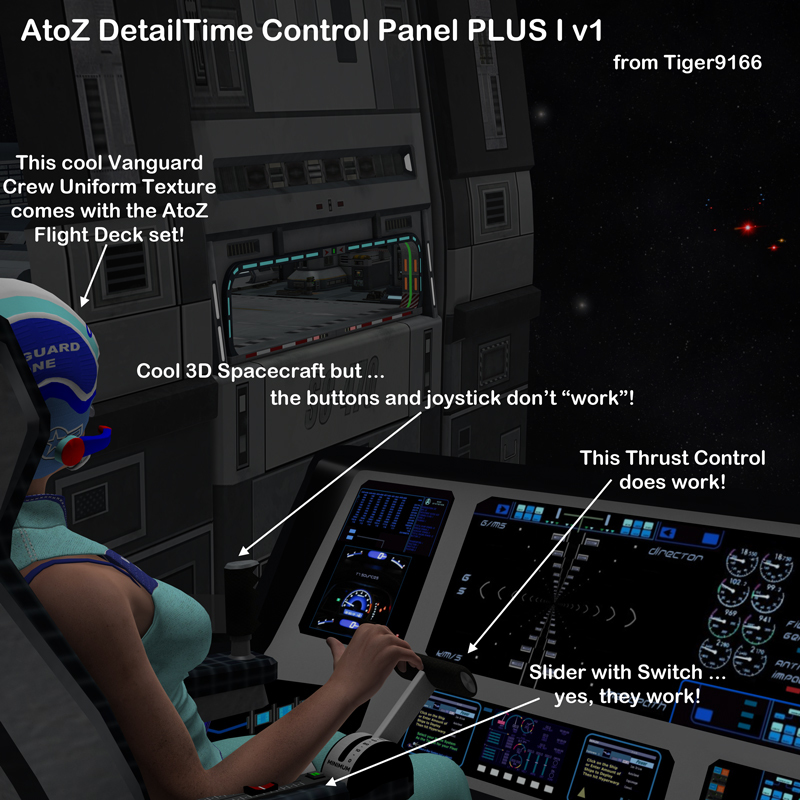 AtoZ DetailTime Control Panel PLUS 1 v1
