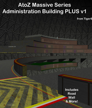 AtoZ Massive Goes HUGEAdd-On Admin Building Plus v1 Legacy Discounted Content AtoZ