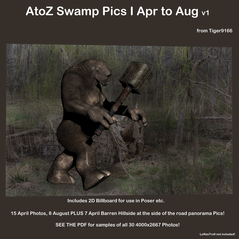 AtoZ Swamp Pics I Apr n Aug v1