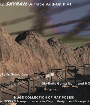 AtoZ SkyRail Surface Add-On II v1 Legacy Discounted Content AtoZ