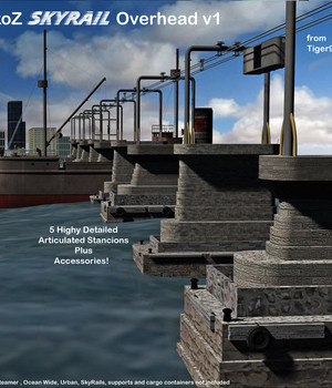 AtoZ SkyRail Overhead PLUS Add-On IV v1 Legacy Discounted Content AtoZ
