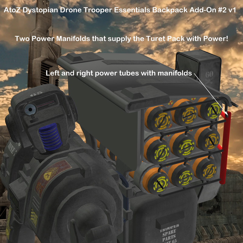 AtoZ DTrooper Backpack AddOn II v1