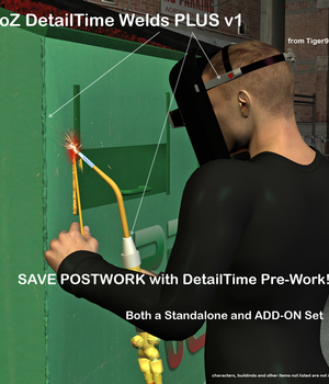 AtoZ DetailTime Welds Add-On PLUS PLUS v1 Legacy Discounted Content AtoZ