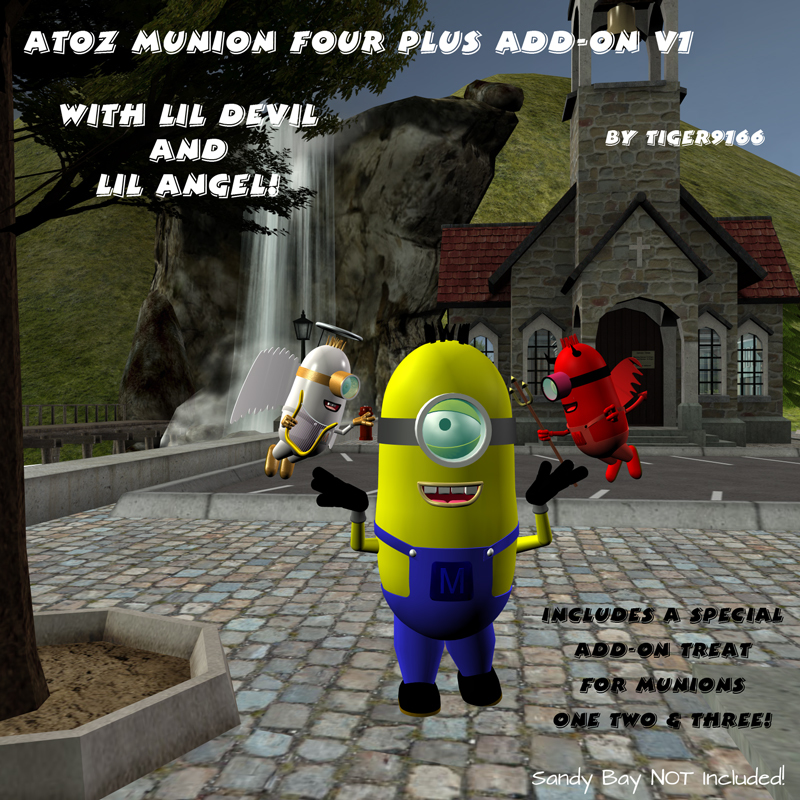 AtoZ Munion 4 PLUS wAdd-Ons v1