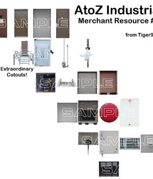 AtoZ Industrial Merchant Resource 6 v1 Legacy Discounted Content AtoZ