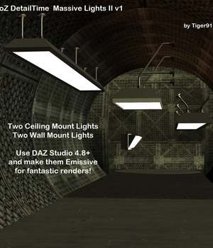 AtoZ DetailTime Massive Lights II v1 Legacy Discounted Content AtoZ