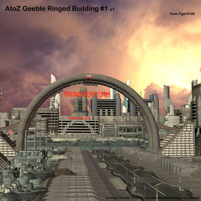 AtoZ Geeble Ringed Bldg1 v1 by AtoZ
