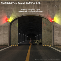 AtoZ DetailTime Tunnel Stuff PLUS 1 v1 image 1