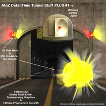 AtoZ DetailTime Tunnel Stuff PLUS 1 v1 image 2