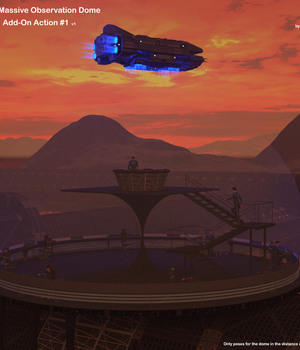 AtoZ Massive Dome Add-On Action 1 v1 Legacy Discounted Content AtoZ