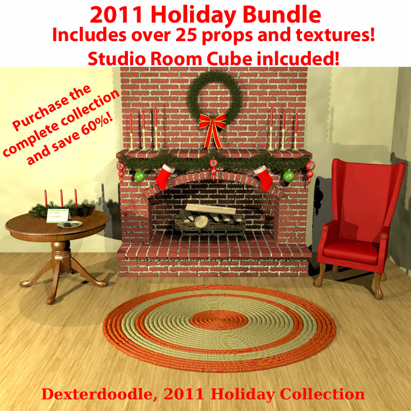 2011 Holiday Collection Bundle