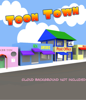 ToonTown Legacy Discounted Content uncle808us