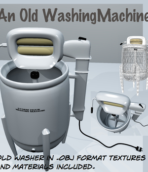 Old Washer Legacy Discounted Content uncle808us