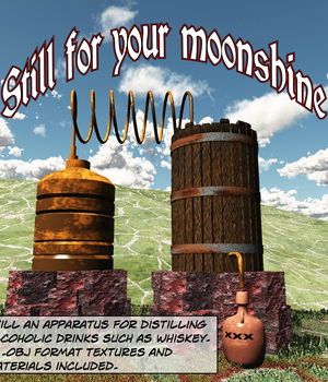 Still (moonshine) Legacy Discounted Content uncle808us